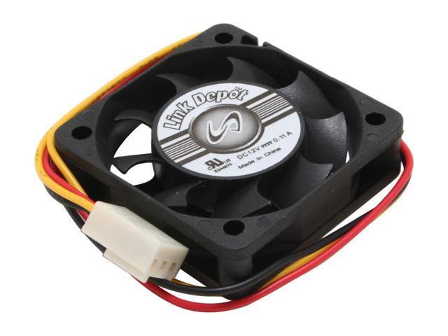 Link Depot FAN-4010-B Case Cooling Fan