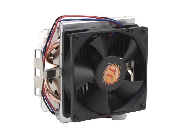 Thermaltake CL-P0075 80mm 2 Ball CPU Cooling Fan/Heatsink