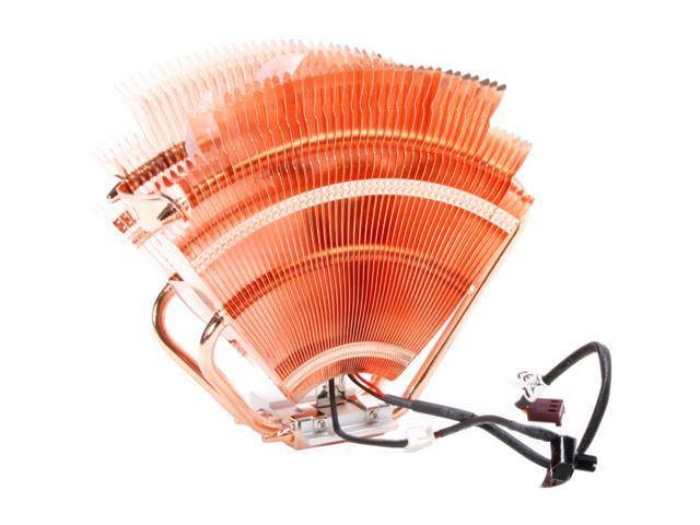 Thermaltake V1 Max-Performance CPU Cooler with Massive 110mm Blue LED Full-Range Variable Speed Fan CL-P0401