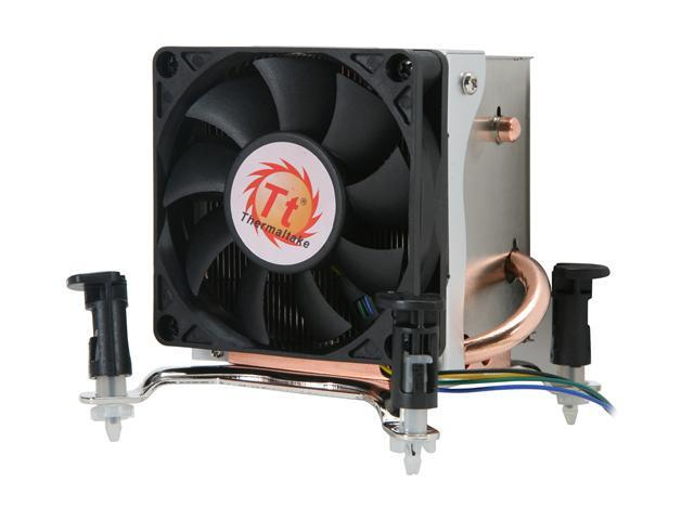 Thermaltake CLP0533 70mm 1 Ball Bearing CPU Cooler