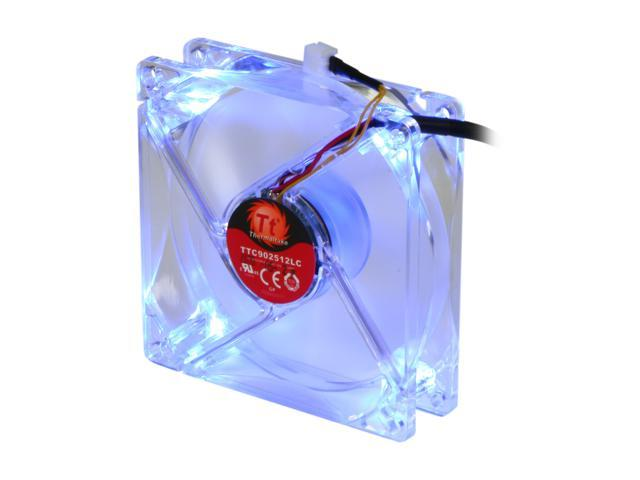Thermaltake AF0035 Blue LED Case Fan with Speed control knob