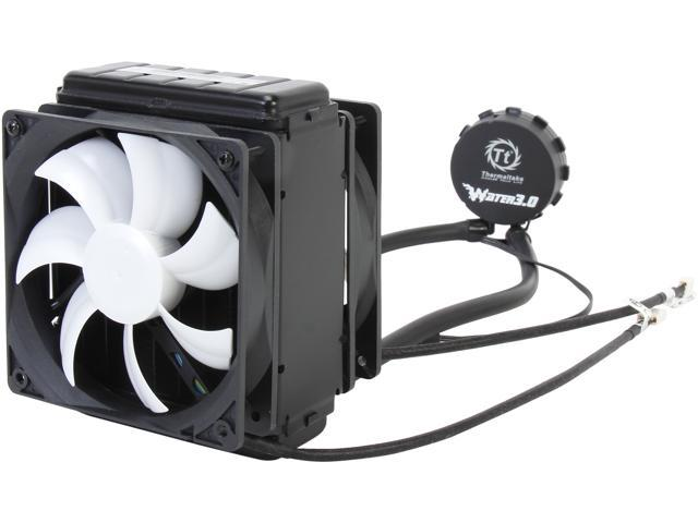Thermaltake Water 3.0 Pro (CLW0223) Water/Liquid CPU Cooler 120MM