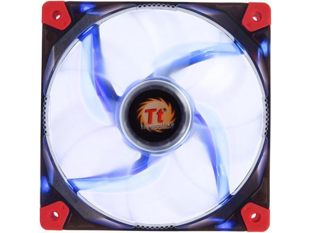 Thermaltake Luna CL-F009-PL12BU-A 120mm Luna Series Quiet High Airflow Case Fan