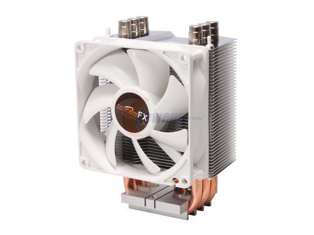 VANTEC VAF-9225 92mm Fluid Magnetic Bearing CPU Cooler