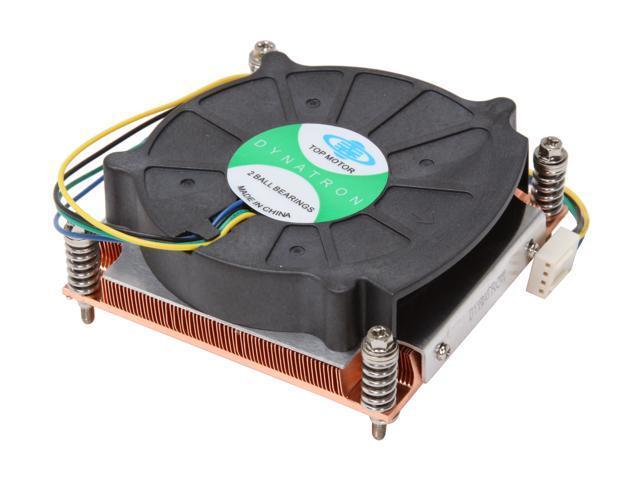 Dynatron K199 80mm 2 Ball CPU Cooler for Intel LGA Socket 1151 / 1150 / 1155 / 1156