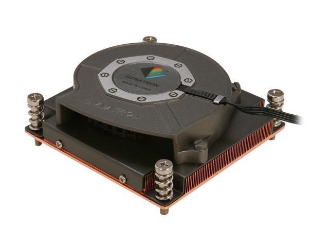 Dynatron R16 80mm 2 Ball CPU Cooler