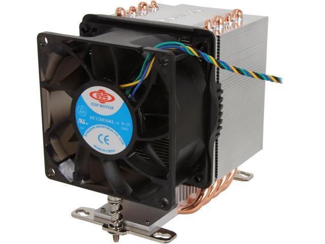 Dynatron A14 80mm 2 Ball CPU Cooler