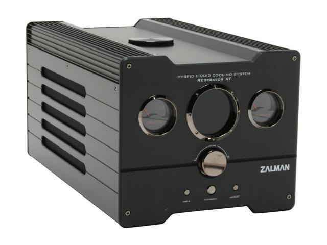 ZALMAN Reserator XT BK Black Reserator (Reservoir+Radiator+Water Pump) Water Cooling System