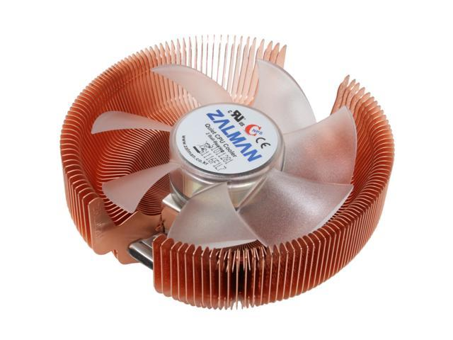 ZALMAN CNPS 7500 Cu LED 110mm 2 Ball CPU Cooler