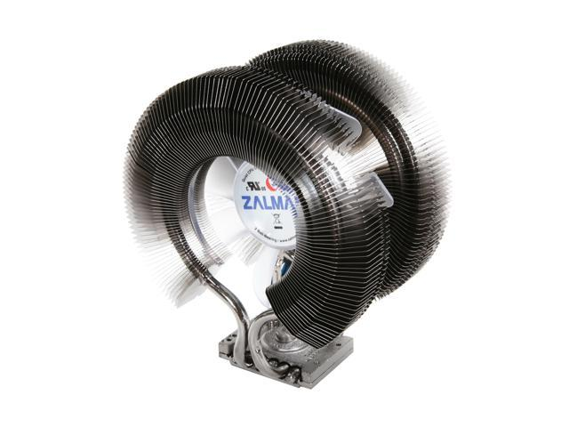 ZALMAN CNPS9900 NT 120mm 2 Ball Low-noise CPU Cooler