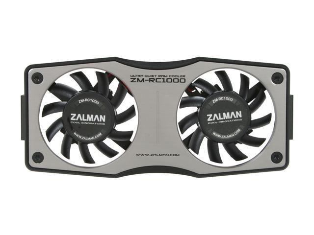 ZALMAN ZM-RC1000 TI Aluminum / ABS / Steel Fans