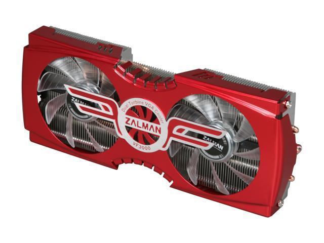 ZALMAN VF3000A EBR Bearing VGA Cooler