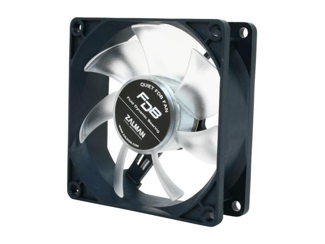 ZALMAN F1 FDB 80mm Fluid Dynamic Bearing Case Fan