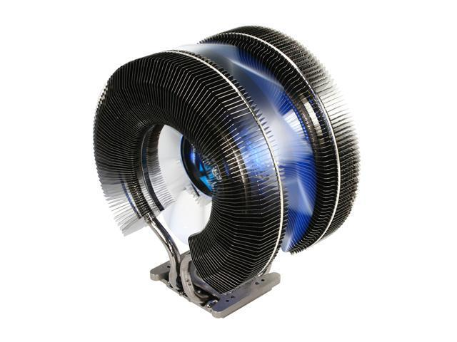 ZALMAN CNPS9900MAX-B 135mm Long life bearing CPU Cooler Blue LED
