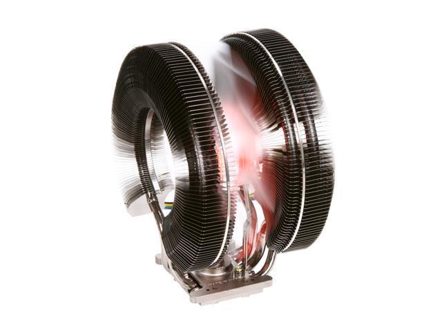 ZALMAN CNPS9900MAX-R 135mm Long life bearing CPU Cooler Red LED - Newegg.com