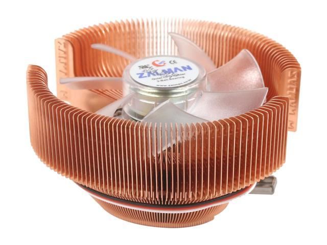 ZALMAN CNPS7000B-Cu LED 92mm 2 Ball Cooling Fan