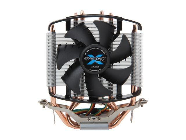 ZALMAN CNPS5X Performa 92mm FSB (Fluid Shield Bearing) Powerful Cooling Performance CPU Cooler