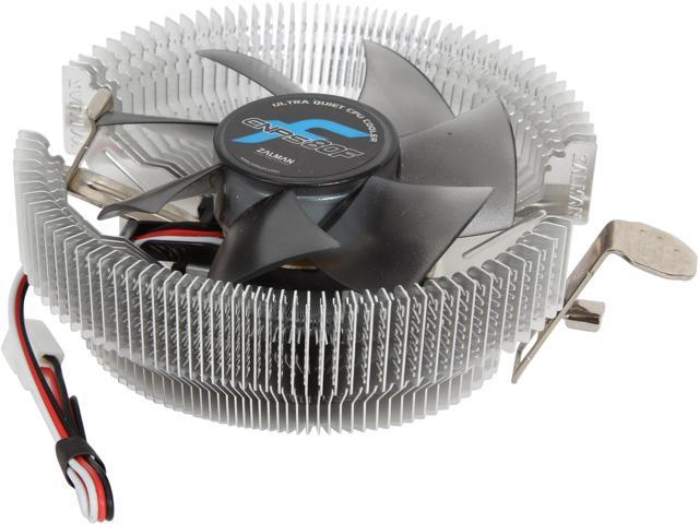 ZALMAN CNPS80F 80mm FSB (Fluid Shield Bearing) Ultra Quiet CPU Cooler