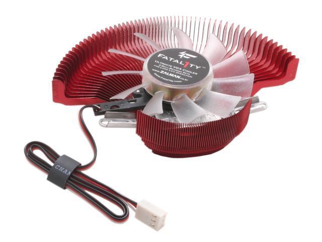 ZALMAN FS-V7 2 Ball VGA Cooler