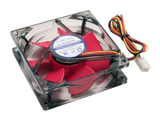 EVERCOOL SFF-8SFF-8 80mm Case Cooling Fan