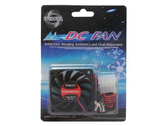EVERCOOL FAN-EC6010M12CA 60mm Case Cooling Fan