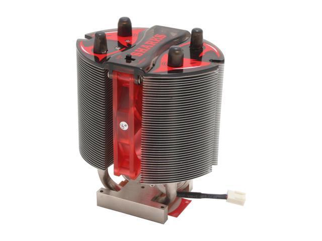 EVERCOOL HPD-815 80mm Ever Lubricate CPU Cooler