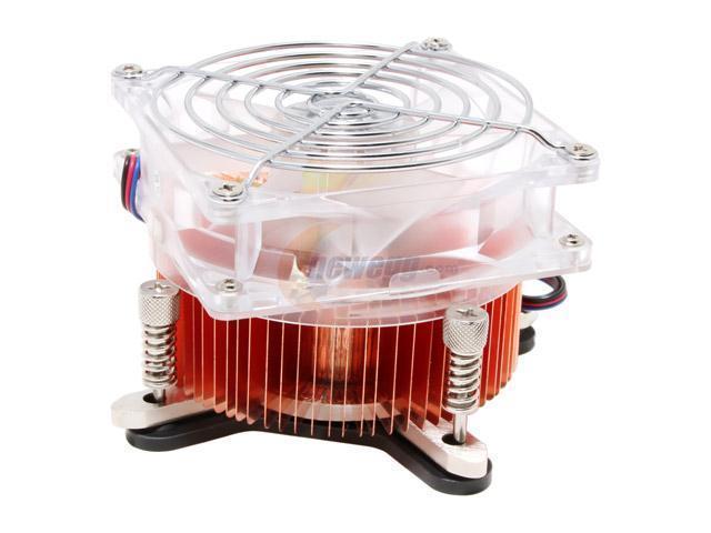 EVERCOOL CPT06-925ELA 92mm Ever Lubricate CPU Cooler