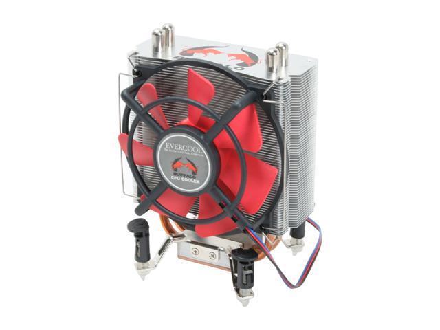 EVERCOOL HPFI-10025 100mm Ever Lubricate CPU Cooler