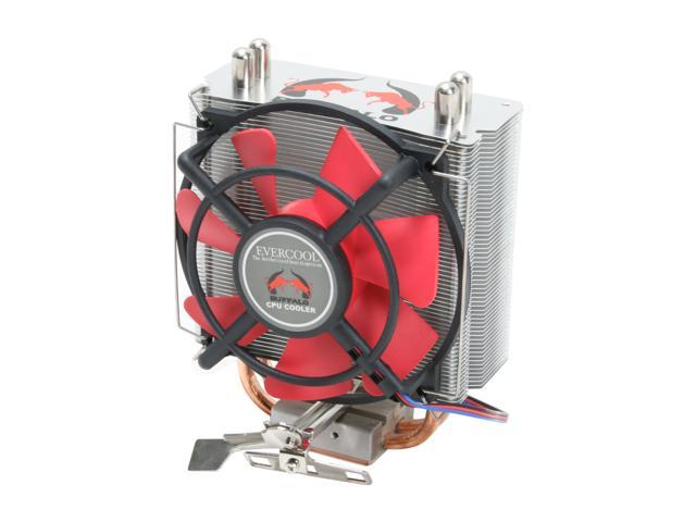 EVERCOOL HPFA-10025 100mm Ever Lubricate CPU Cooler (Buffalo for AMD)