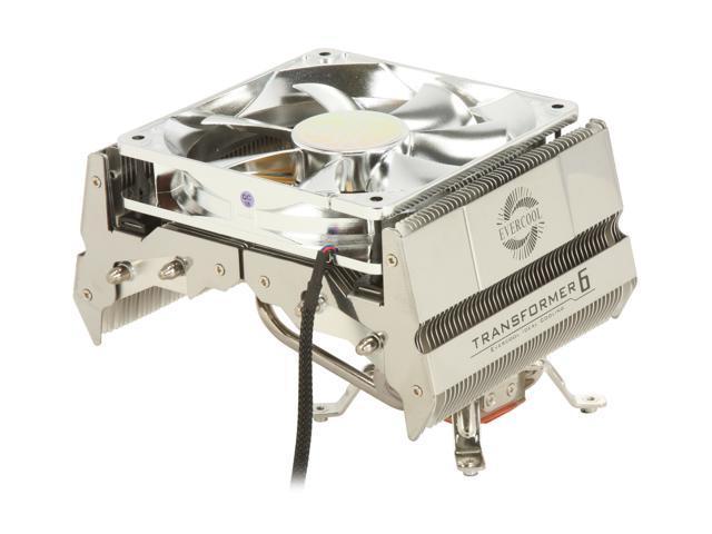 EVERCOOL HPI-12025 120mm Ever Lubricate CPU Cooler