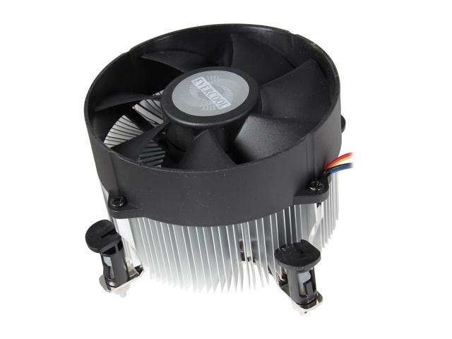 EVERCOOL NI01-9525EP 95mm Core i7, i5 CPU Cooler
