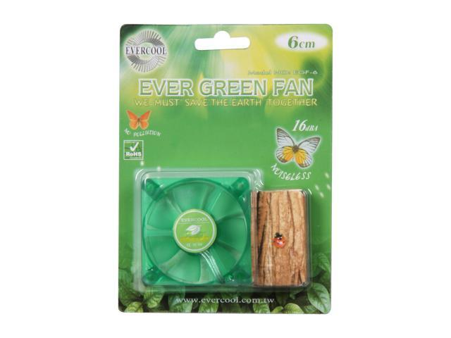 EVERCOOL EGF-6 Case Cooling Fan