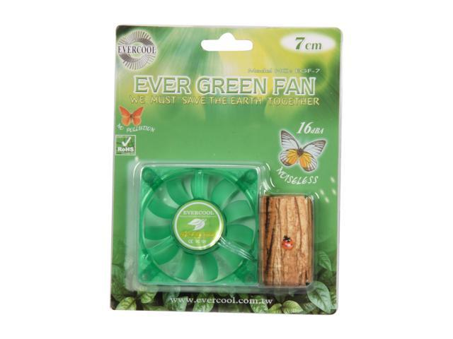 EVERCOOL EGF-7 70mm Case Cooling Fan