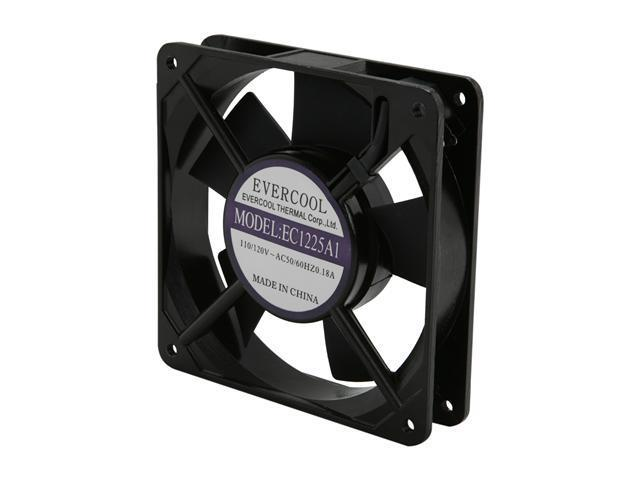 EVERCOOL F-EC1225A1HBT 120mm Case Cooling Fan