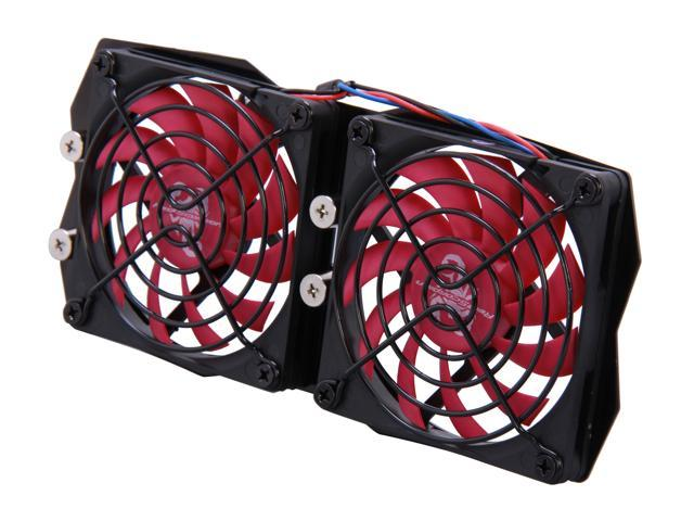 EVERCOOL RVF-2F Ever Lubricate Replacement Fan for VGA Cooler