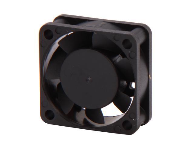 EVERCOOL EC4015SH12BP 40mm 2 Ball 4 Pin PWM fan, Long life bearing, Low noise & high airflow, Low pollution