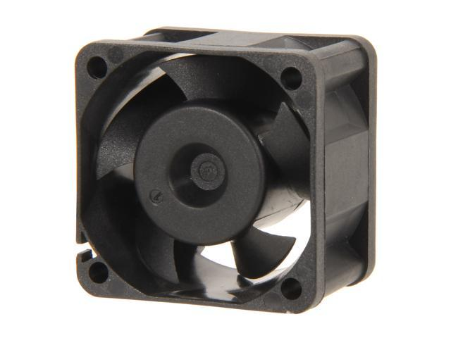 EVERCOOL EC4028HH12BP 40mm 2 Ball 4 Pin PWM fan, Long life bearing, Low noise & high airflow, Low pollution