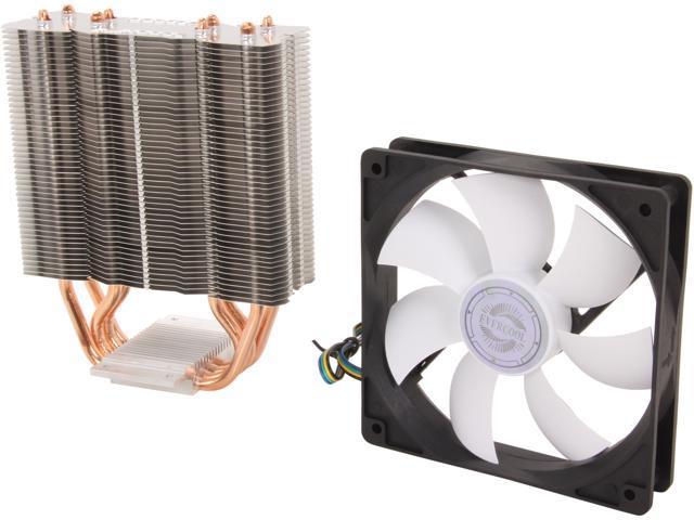 EVERCOOL HPQ-12025 120mm Ever Lubricate CPU Cooler