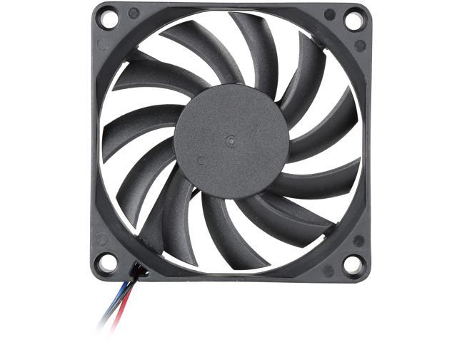 EVERCOOL FAN-EC7010M12CA 70.00 x 70.00 x 10.00mm Case Fan