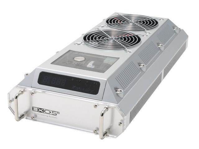 KOOLANCE EXOS-2 EX2-750SL Silver Cooling Systems