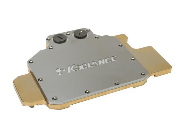 KOOLANCE VID-280 GPU + RAM Cooler [no nozzles]