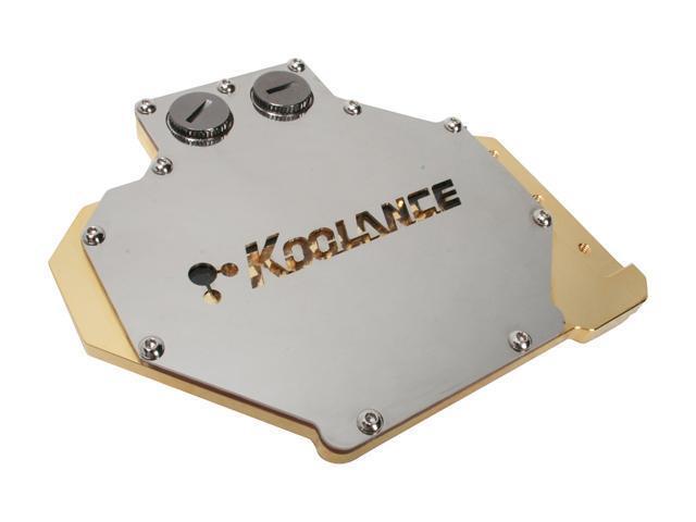 KOOLANCE VID-385 GPU and memory cooler [no nozzles]