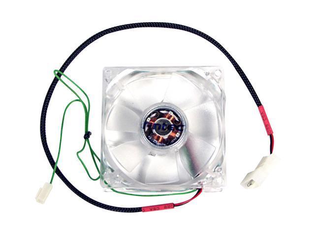Antec 77076 Green LED Cooling Fan