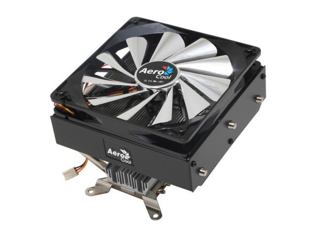 AeroCool Dominator 140mm Sleeve CPU Cooler