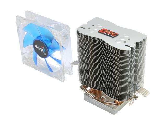 AeroCool DCC-C900 92mm Sleeve CPU Cooler