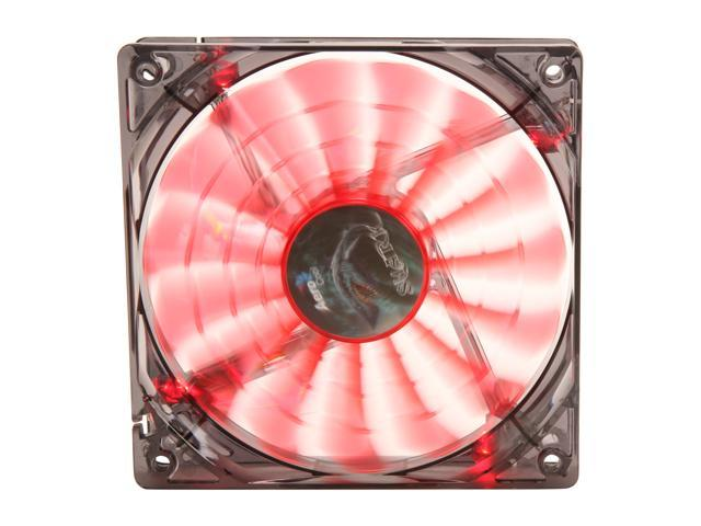 AeroCool Shark Fan 12cm Devil Red Edition 120mm Case Fan
