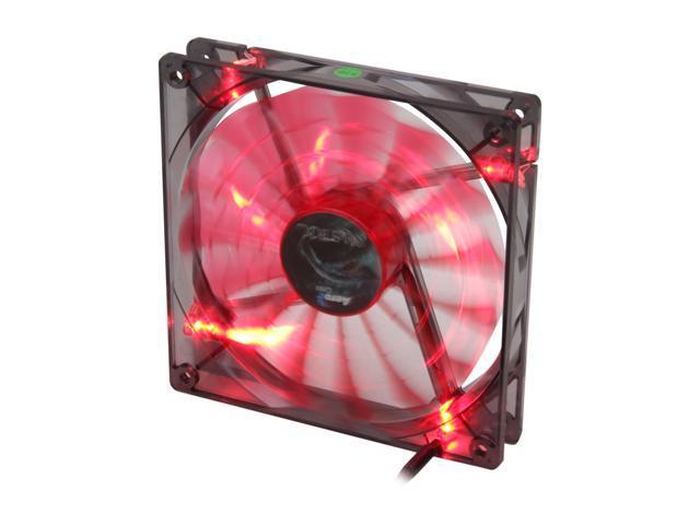 AeroCool Shark 140mm Red, Red LED Case Fan