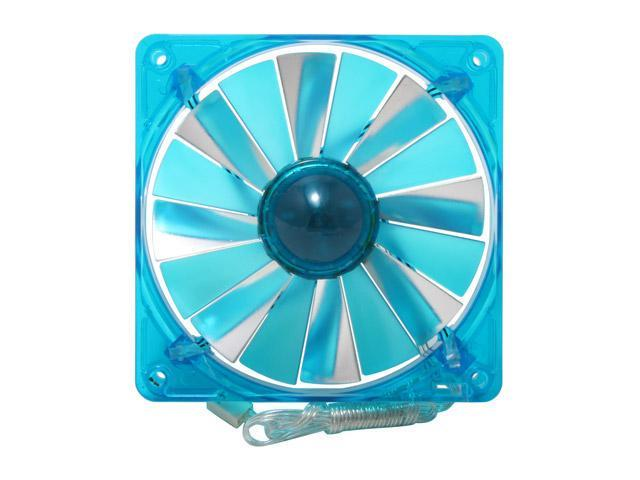 AeroCool XtremeTurbine-Blue 120mm Case Cooling Fan