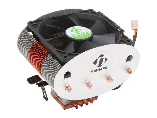 nMEDIAPC ICETANK 90mm 2 Ball CPU Cooler