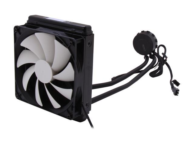 NZXT Kraken X40 RL-KRX40-01 Ultra Performance Water/Liquid CPU Cooler 140MM